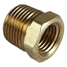 "Pressure Washer Reducer -  3/8"" Male x 1/4"" Female"