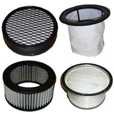 Vacuum Air Filters - Minuteman