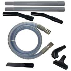 Minuteman [490010] Dry Pick-up MRS-6 Vacuum Attachment Tool Kit - 30I - 1 1/4""