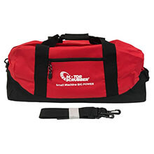 Motorscrubber MS3060 Red Accessory Bag MS-MS3060