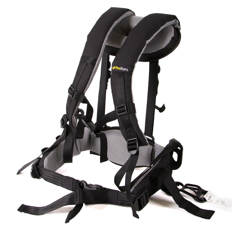 Flexfit Back Pack Vacuum Harness Assembly Unoclean