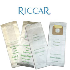 Riccar Filters & Bags by Green Klean