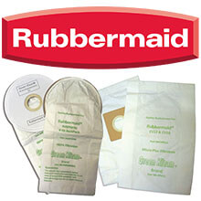 Rubbermaid Filters and Bags - By Green Klean