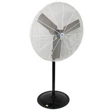 "Schaefer 24"" Circulating Pedestal Fan 24PF"