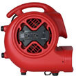 X-Power Professional Air Mover - 3.8 Amps