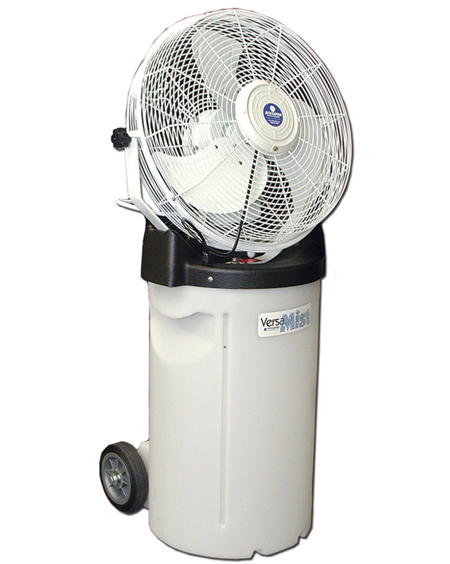 Merveilleux Schaefer VersaMist Portable Misting Fan W/ Water Tank