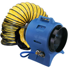 Confined Space Fans - Schaefer