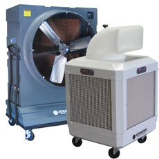Evaporative Coolers - Schaefer