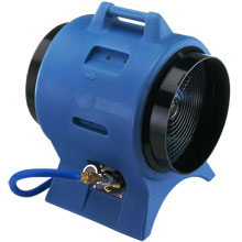 "Americ Pneumatic Confined Space Ventilator - 12"" Dia. SVE-VAF3000P"