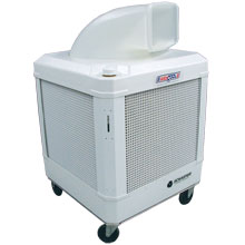 Schaefer WayCool Manual Fill Oscillating Evaporative Cooler