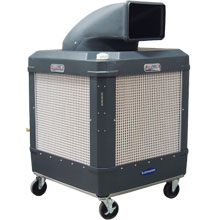 WayCool Evaporative Cooler - 1 HP 2-Speed Blower SVE-WCG-1HPMFA