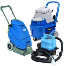 Carpet Cleaning Box Extractors