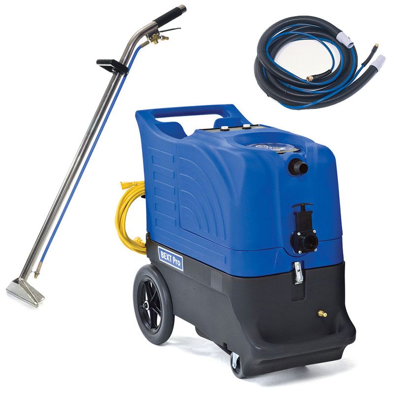 Mobile Carpet Extractor Ideas