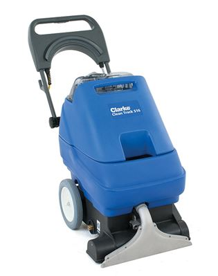 Clarke Clean Track S16 Carpet Extractor Self Contained Extractors