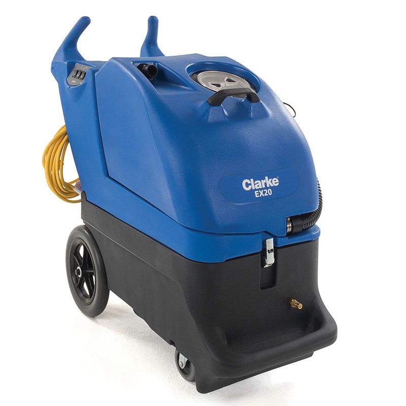 Ex20 100h Heated Portable Carpet Extractor Unoclean