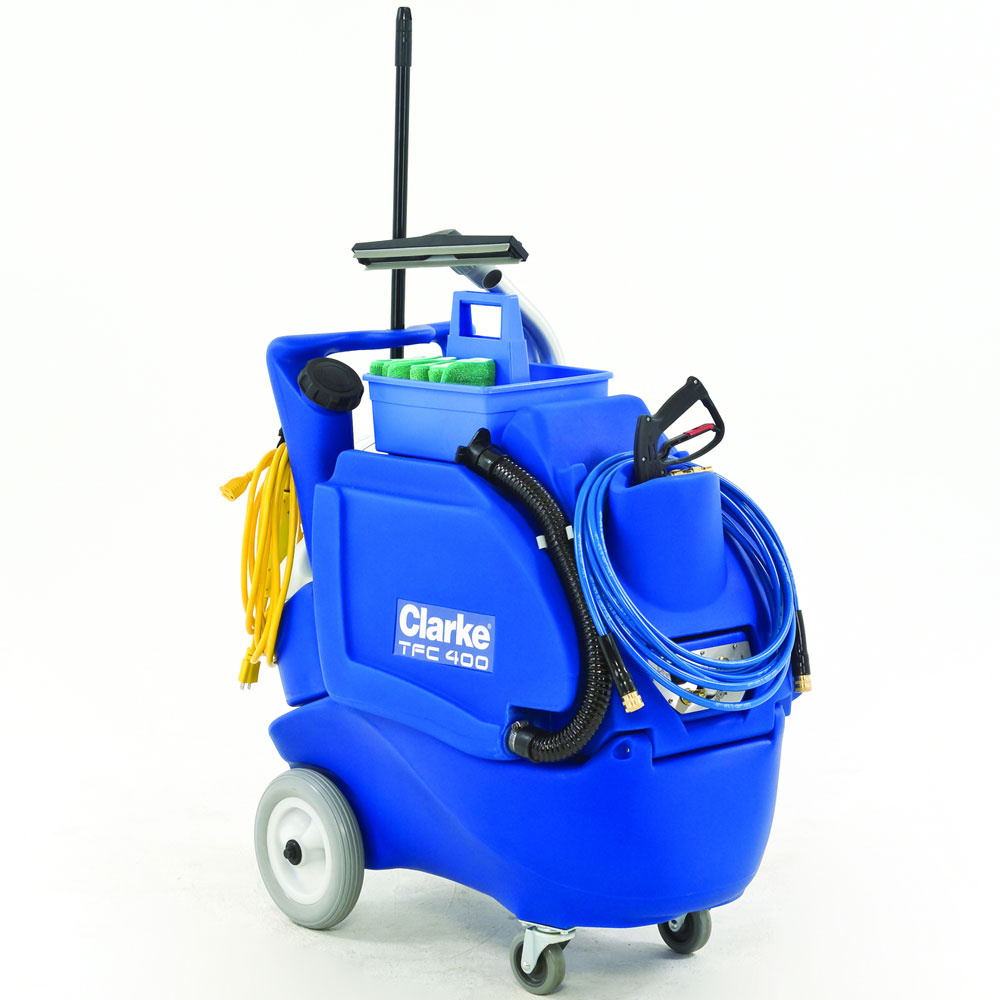 Clarke TF400 All-Purpose Cleaning Machine Cart