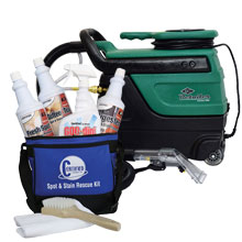 Detailer PRO 3 Gallon Carpet Extractor Starter Kit