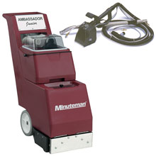 MinuteMan [C45514-01] Ambassador® Jr. with Motorized Extraction Tool MM-C45514-01