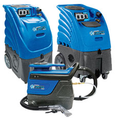 Sandia Carpet Cleaning Box Extractor Machines