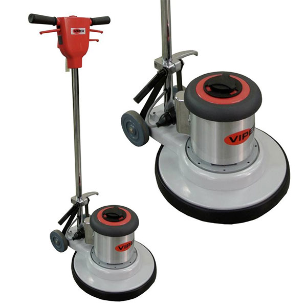 Venom 175 rpm floor buffer 17 cleaning path viper for 175 rpm floor machine
