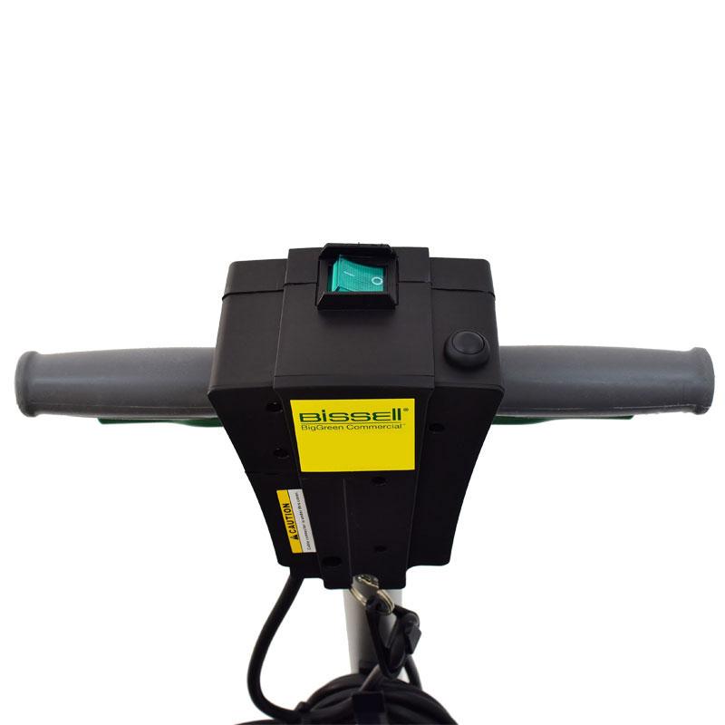 Biggreen Easy Motion Orbital Floor Machine W Solution