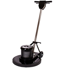 "20"" Stinger Dual Speed Floor Buffer w/ Pad Driver UNO-20DS3-BK-SV"