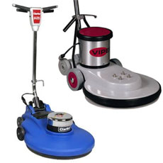 Floor Finish Burnisher Machines - Electric