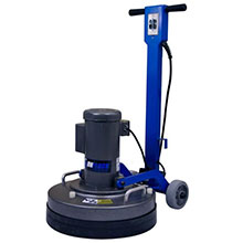 "20"" Concrete & Wood Surfacing Floor Machine - 2 HP Low Speed OF-249203"