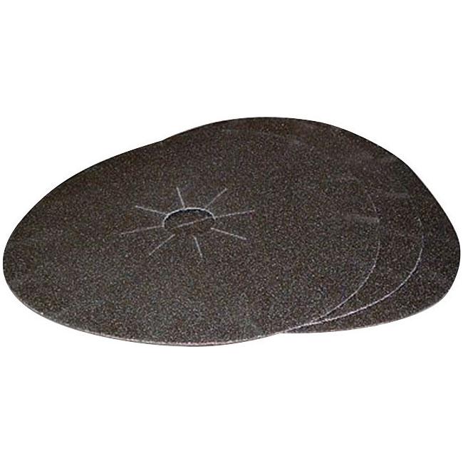 16 Inch 80 Grit Floor Sanding Disc 20 Pack Unoclean