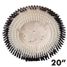 20 inch Carpet Shampoo Floor Machine Scrub Brush