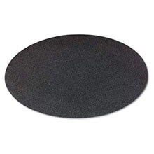"Premiere Pads Floor Machine Sanding Screen - Black - 60 Grit - (10) 17"" Dia. Screens"