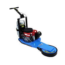 "15"" Edgewinder with 13 HP Honda 017-02"