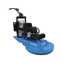 "21"" Low Rider 18 HP Floor Burnisher"