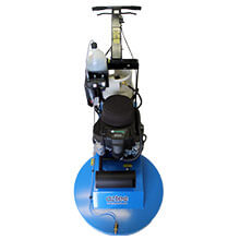 "27"" Low Rider 18 HP Propane Floor Burnisher with Spray Mist"
