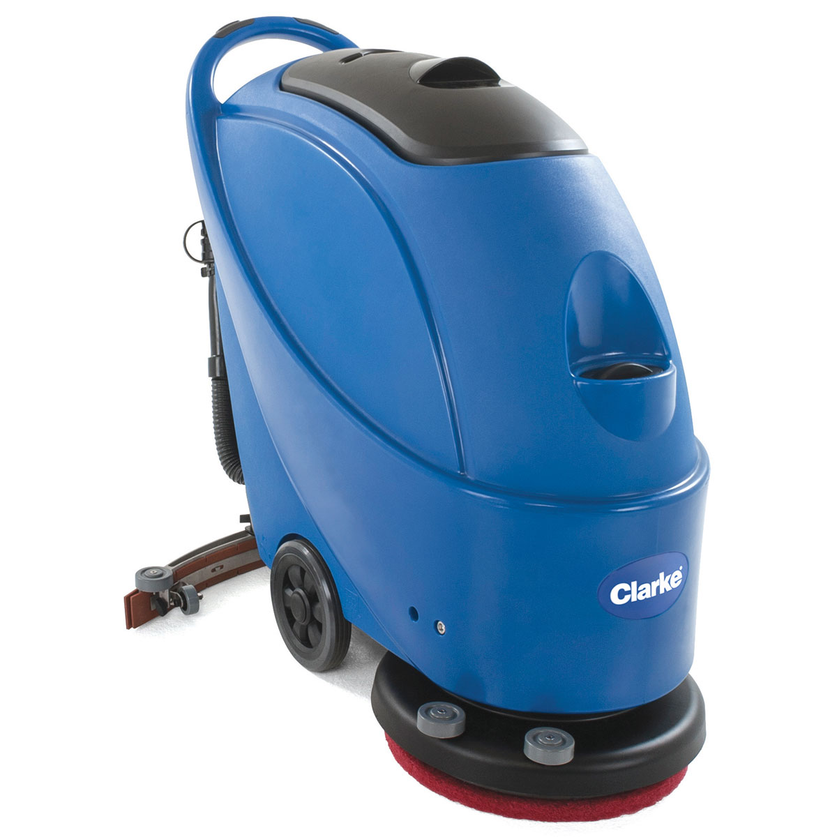 machine floor scrubber