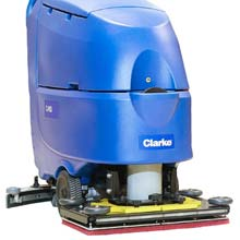 CA60 20 Boost Automatic Floor Scrubber - 130 Wet Batteries CLK-56385416