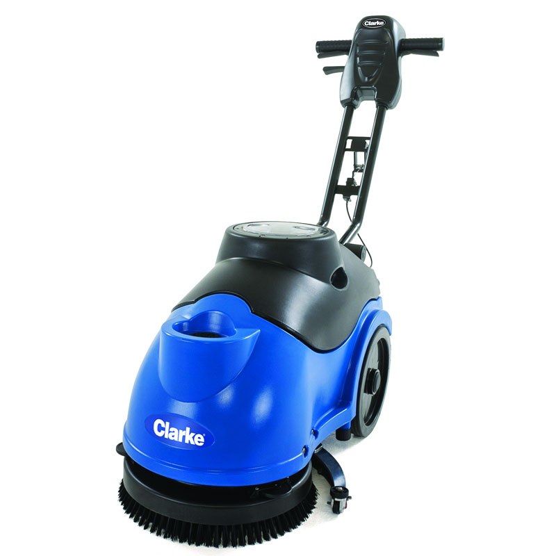 Ma50 15b Walk Behind Automatic Floor Scrubber Unoclean