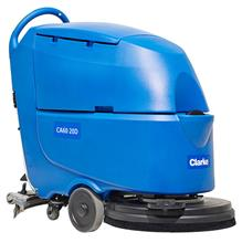 CA60 20D Disc Automatic Floor Scrubber - 130 Wet Batteries CLK-56385411
