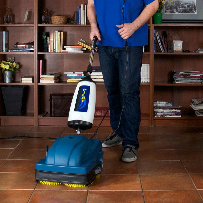 Pilot Automatic Floor Scrubber Unoclean