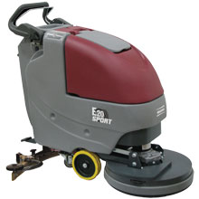 E20-Sport Disc Traction Drive Automatic Scrubber - AGM Batteries MM-E20SQPG