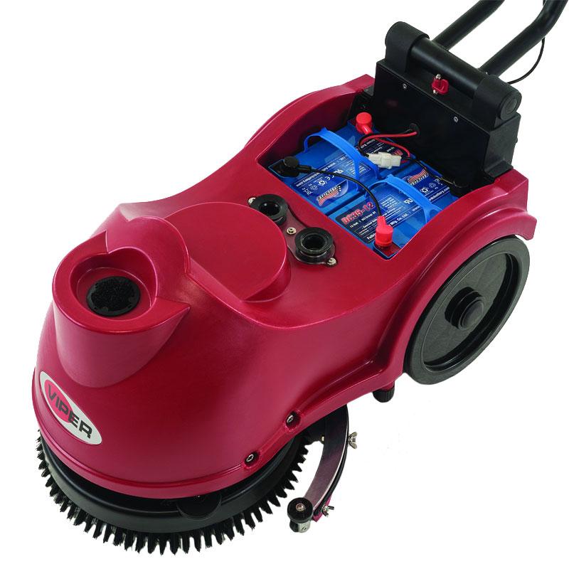 Viper Fang 15b Battery Micro Automatic Scrubber 15