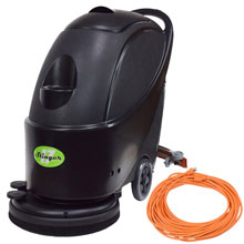 "Stinger Electric Automatic Floor Scrubber - Small Area - 17"" UNO-17FSE"