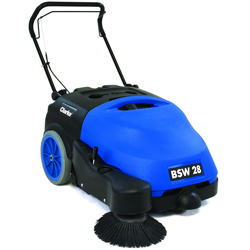 Clarke Bsw 28 Sweeper Multi Purpose