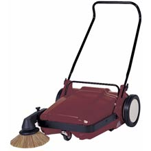 Kleen Sweep 27 Push Floor Sweeper MM-HM27R