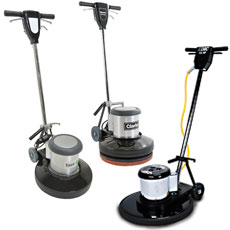 Floor Machines - Low  and Dual Speed