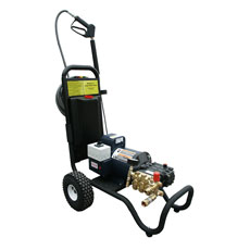 Cam Spray 2000XAR Tube Cart Electric Series Pressure Washer - 2000 PSI