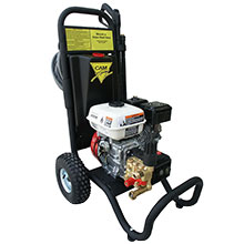 Cam Spray 2700HX Cold Water Gas Pressure Washer - 2700 PSI