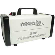 Newaire HG1500 Hydroxyl Air Treatment System OZONE-HG1500