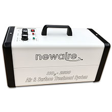 Newaire HO3-2500 Hydroxyl/Ozone Air & Surface Treatment System OZONE-HO3-2500