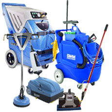 Tile & Grout Cleaning Equipment
